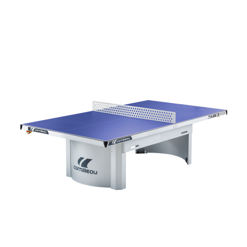 Cornilleau Pro 510M Blue Outdoor Table Tennis