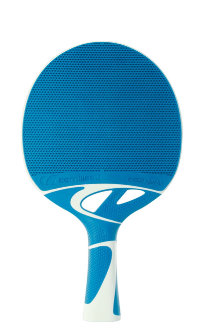 Cornilleau TACTEO 30 Blue Weatherproof Table Tennis Racket