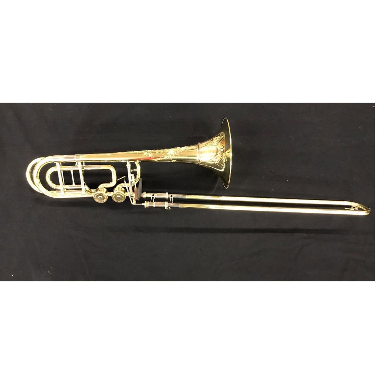Shires Blair Bollinger Travel Bass Trombone (TBBO-TR)