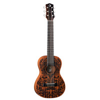 Luna Tribal 6-String Baritone