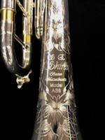 Shires AS8 B-flat Trumpet