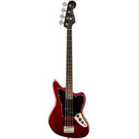 Fender® VINTAGE MODIFIED JAGUAR® BASS SPECIAL SS (SHORT SCALE) Red