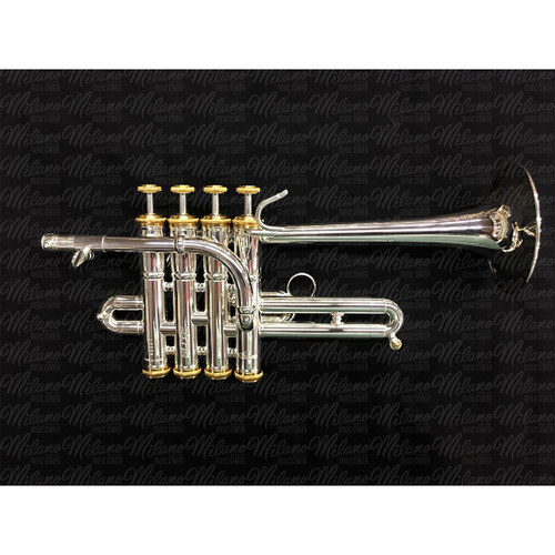 Stomvi Elite B Flat/A Piccolo Trumpet
