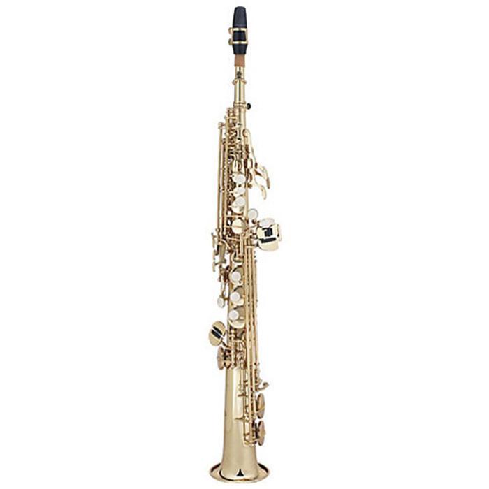Rental Soprano Saxophone ($49.99-$69.99)