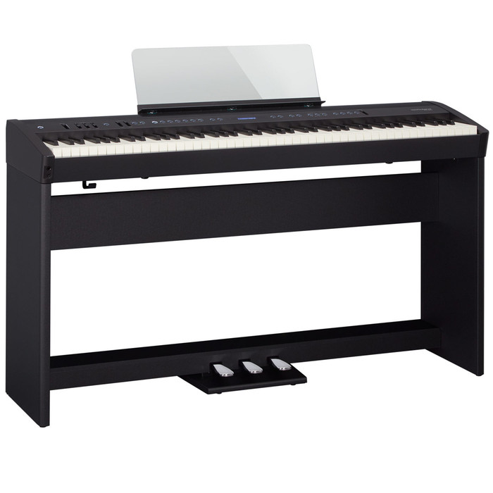 Roland® FP-60 Digital Piano w/stand and pedal