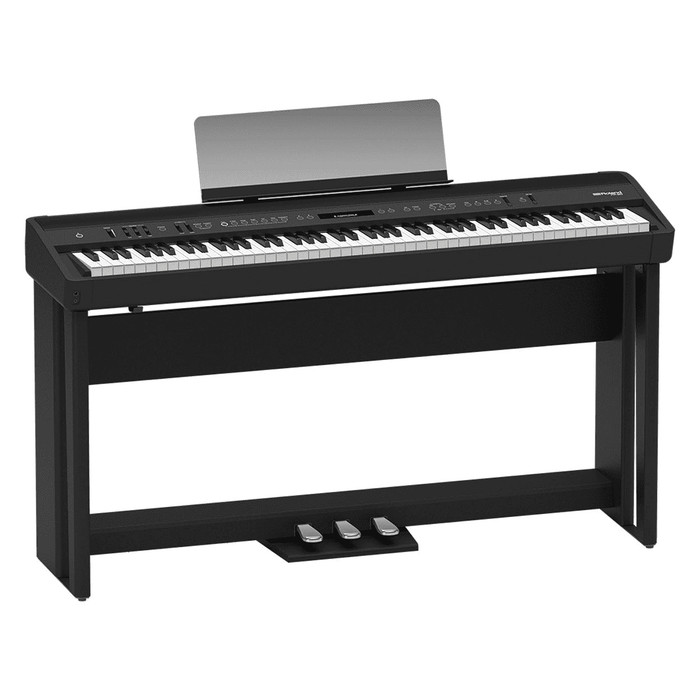 Roland® FP-90 Digital Piano w/stand and pedal