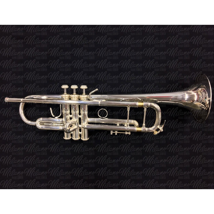 "Bach 180S37 ""Stradivarius"" B Flat Trumpet"