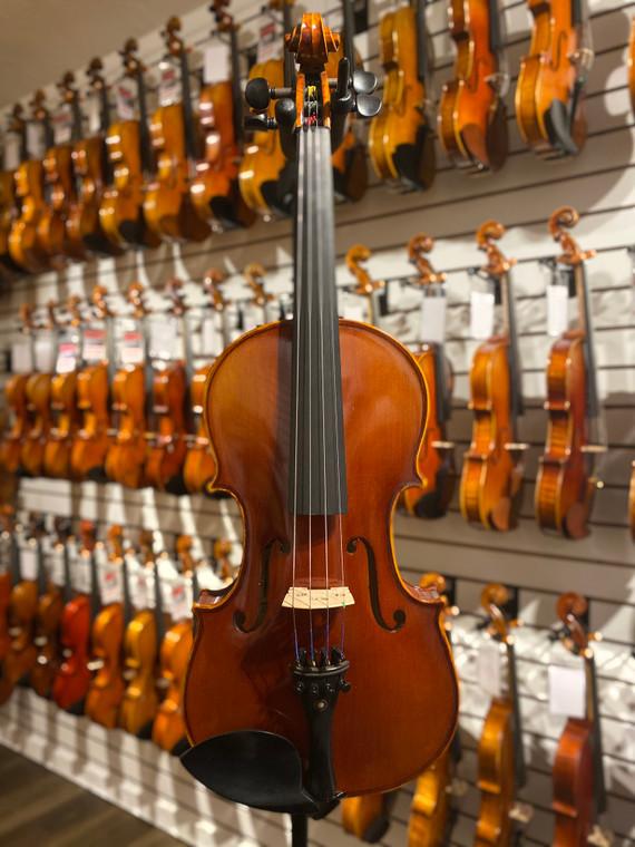 Amati Sacconi Strad Violin