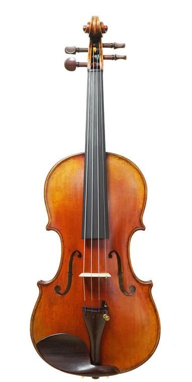 West Coast Strings Paolo Lorenzo Violin