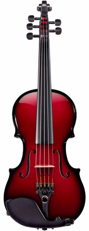 Glasser AEX Carbon Composite Acoustic/Electric 5-String Violin