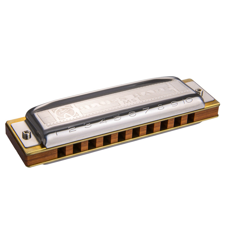 Hohner MS-Series Blues Harp