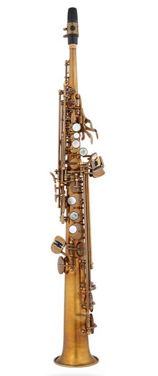 Eastman ESS652RL 52nd Street Soprano Saxophone