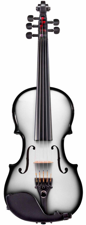 Glasser AEX Carbon Composite Acoustic/Electric 4-String Violin