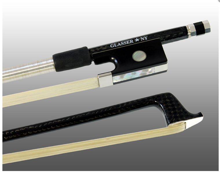 Glasser Braided Carbon Fiber Violin Bow