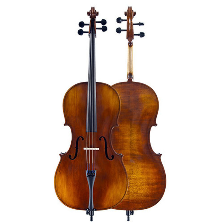 """Rental 4/4 """"AA"""" Upgraded Cello w/ hard case (from $79.99/month)"""