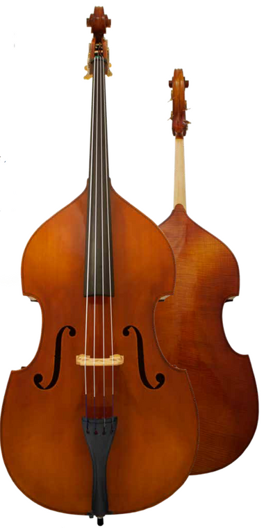Marcello Ligetti 110 Upright Bass Outfit