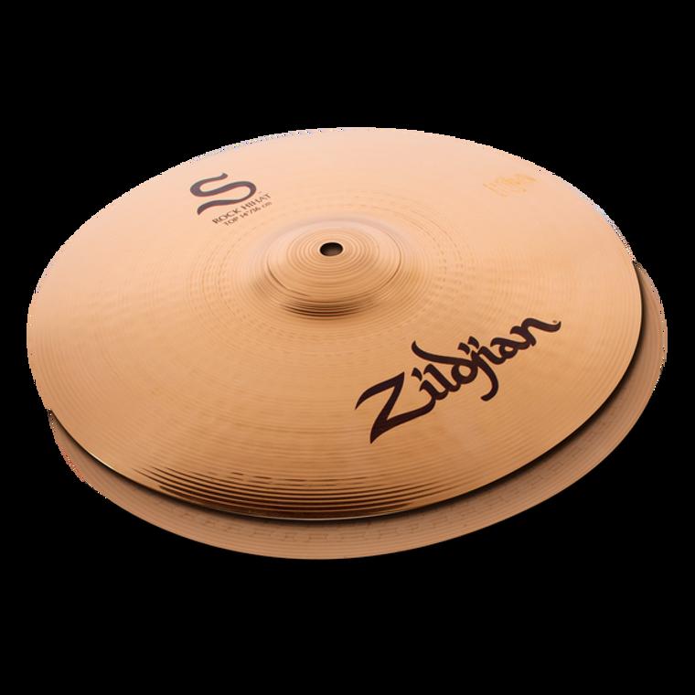 """Zildjian 14"""" S ROCK HIHATS - PAIR"""