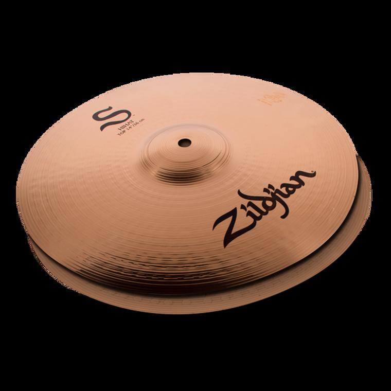 "Zildjian 14"" S HIHATS - PAIR"