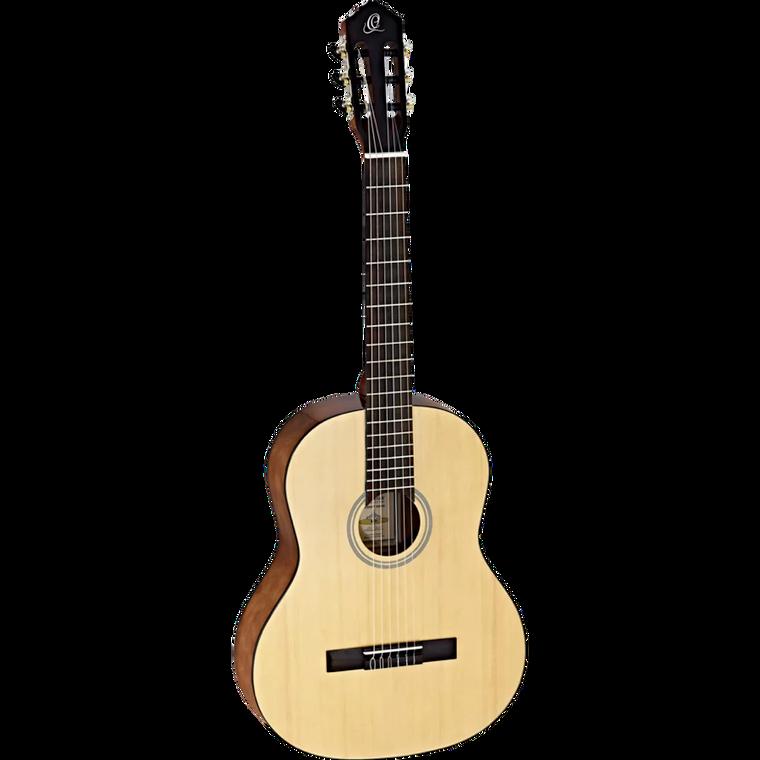 Ortega Nylon String Guitar - RSTC5- 3/4 Size