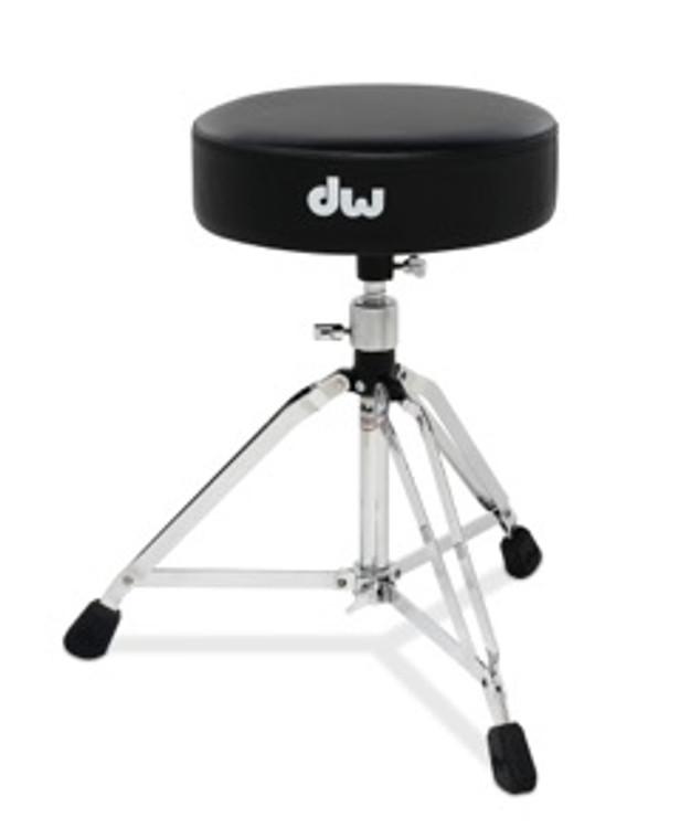 DW 5000 Series Drum Throne - Round Seat