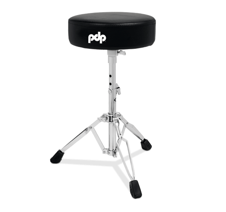 PDP 700 Series Drum Throne, Round Top