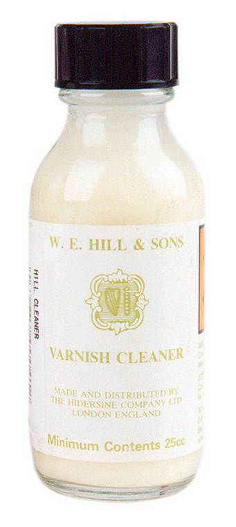 W.E. Hill and Sons Varnish Cleaner for Violin, Viola, Cello, Bass
