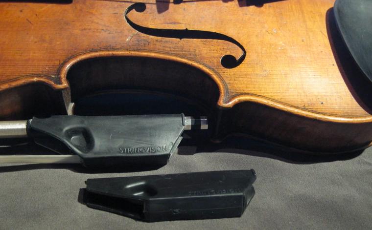Stringvision Bow Grip for Violin, Viola, Cello