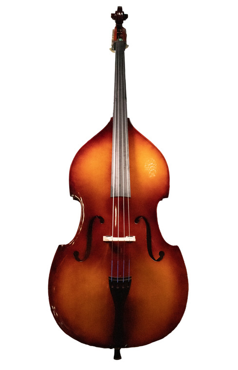 Johann Steinhardt VB80 3/4 Upright Bass Outfit
