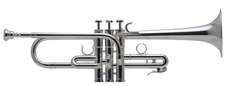 Schilke E3L E-flat/D trumpet