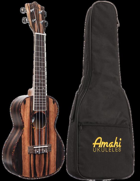 Amahi Classic Ebony UK990C (concert)