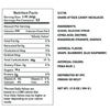 Shark Attack Candy Necklaces- Nutrition Facts -Ingredients
