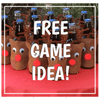 Free Reindeer Ring Toss Game Idea