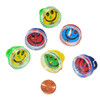 Smile Face Puzzle Rings