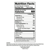 Clown Fish Suckers - Nutrition Facts -Ingredients