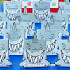 Adorable Shark Favor Boxes Wholesale