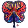 Butterfly Shaped Paper Fan Wholesale