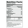 Bone Shaped Candy Nutrition Facts - Ingredients
