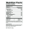 Candy Bracelets Nutrition Facts - Ingredients