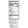 Gummy Sharks Candy Nutrition Facts - Ingredients