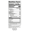 Mini Swirl Lollipop Nutrition Facts - Ingredients