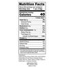 Mini Swirl Lollipop Nutrition Facts - Ingredients