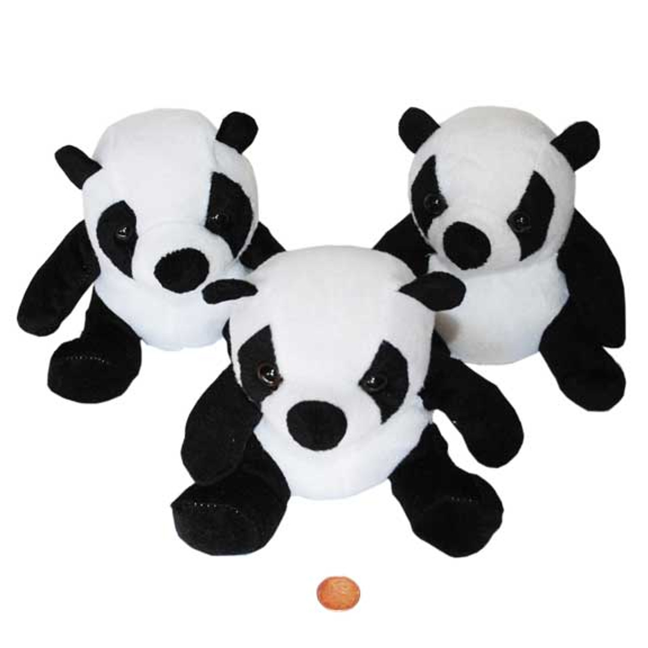 Mini Stuffed Animal Panda Bears Cutest Pandas Around