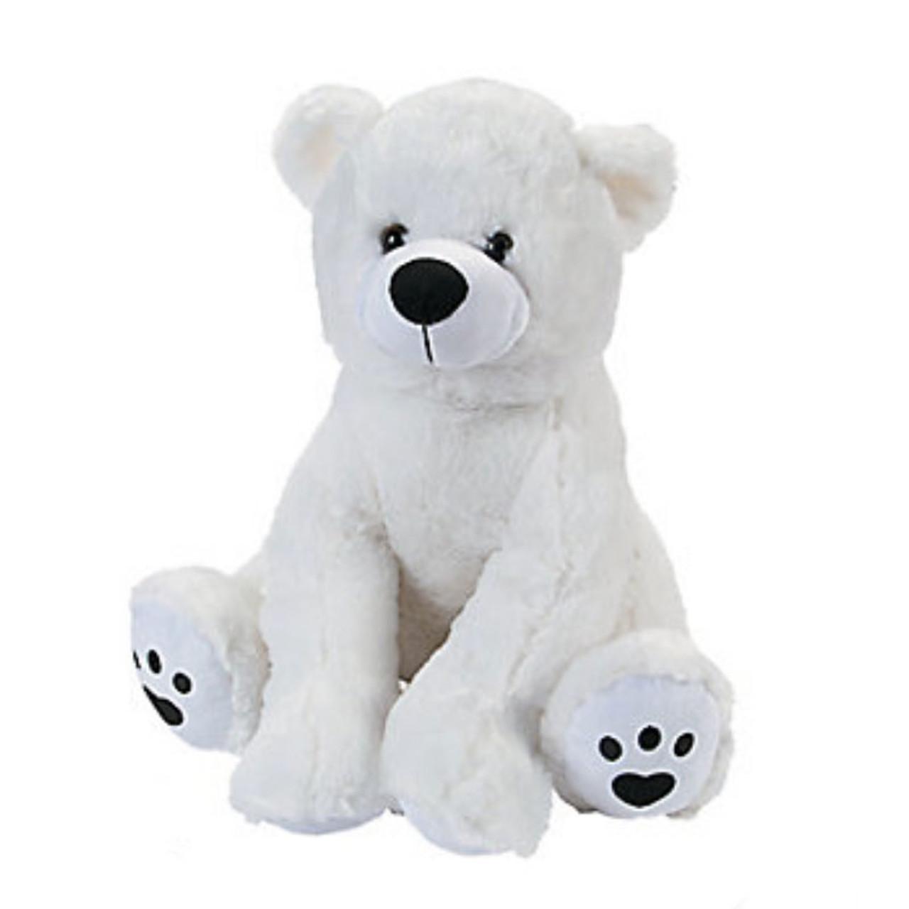 Soft White Polar Bear Stuffed Animal A Soft Favorite
