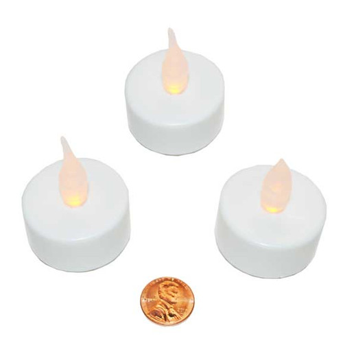 Battery Operated Tea Light Candles