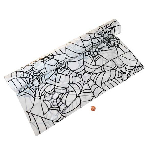 Spider Web Tablecloth Roll