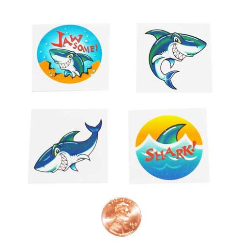 Shark Removable Tattoos