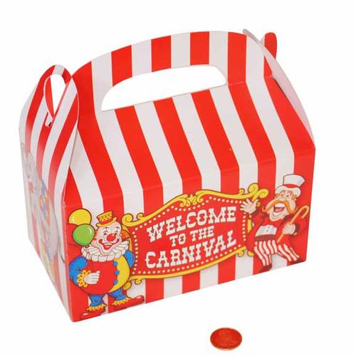 Carnival Party Treat Box
