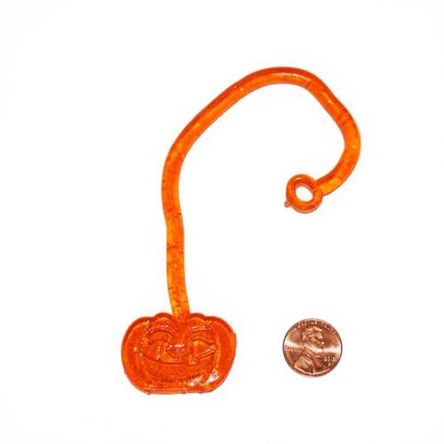 Sticky Pumpkin on a String