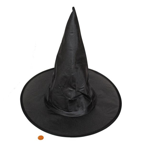 Black Adult Witches Hat Wholesale