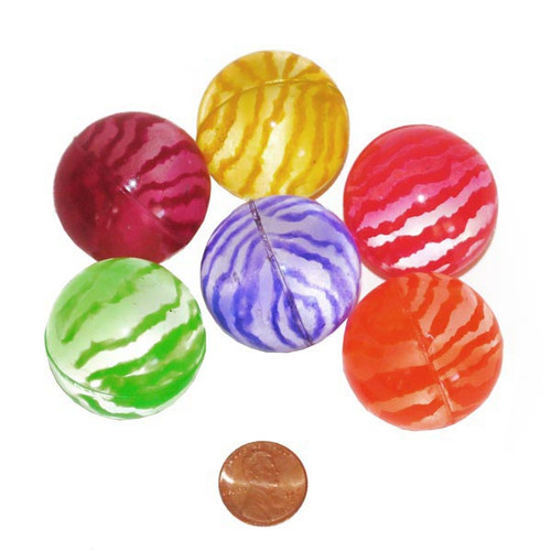 Confetti Bouncing Balls Small Toy